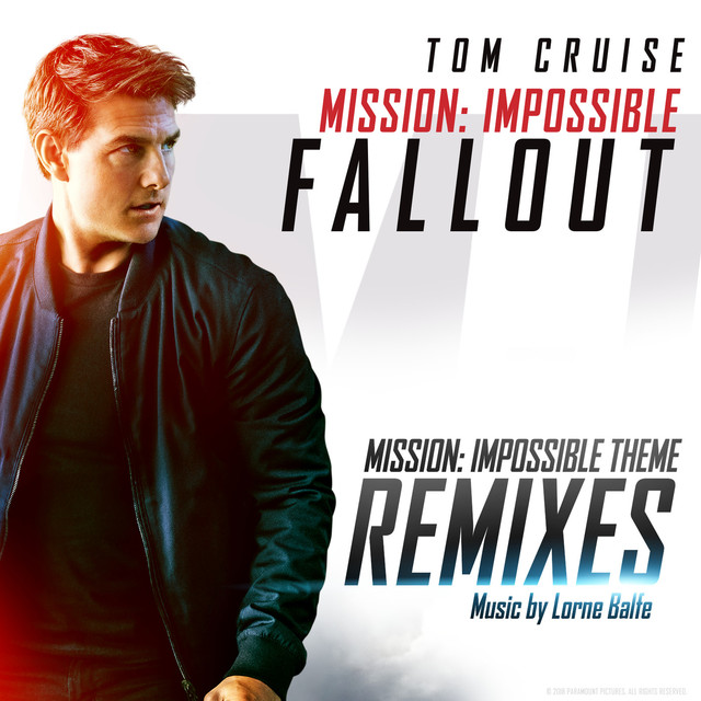 MISSION: IMPOSSIBLE THEME (PERK PIETREK REMIX)